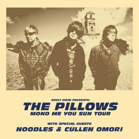 The Pillows, Noodles & Cullen Omori at Irving Plaza