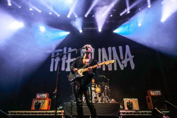 The Hunna at Irving Plaza