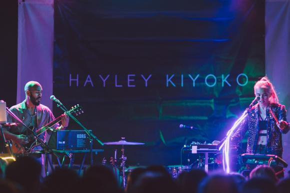 Hayley Kiyoko at Irving Plaza