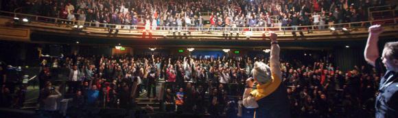 Capcom Live at Irving Plaza