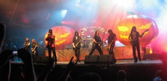 Helloween at Irving Plaza