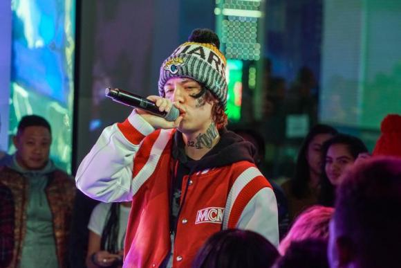 Lil Xan at Irving Plaza