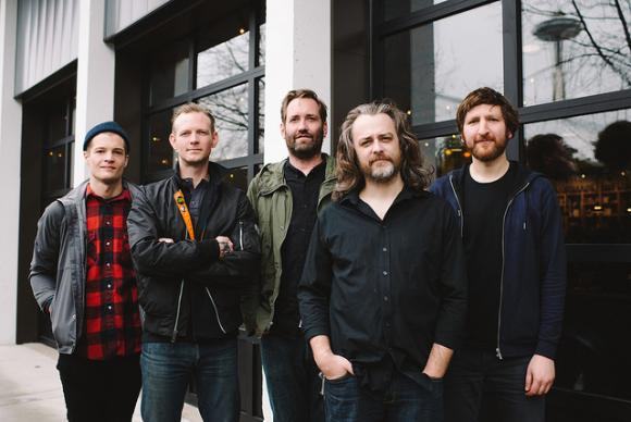 Minus The Bear at Irving Plaza