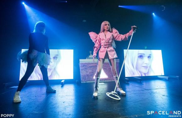 Poppy at Irving Plaza