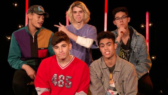 Prettymuch at Irving Plaza