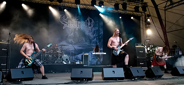 Ensiferum at Irving Plaza