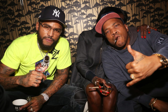 Dave East & Styles P at Irving Plaza