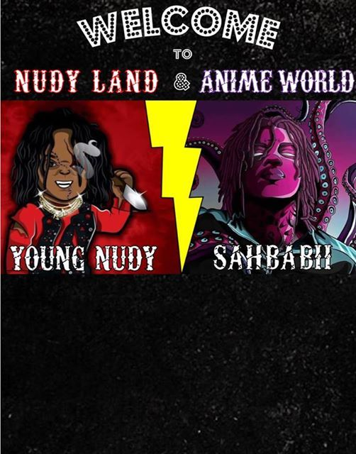 Young Nudy & Sahbabii at Irving Plaza