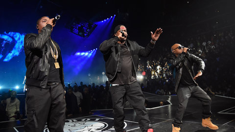 The Lox at Irving Plaza