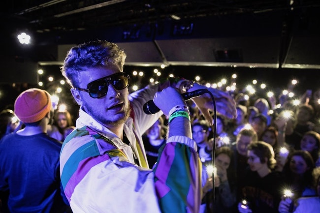 Yung Gravy at Irving Plaza