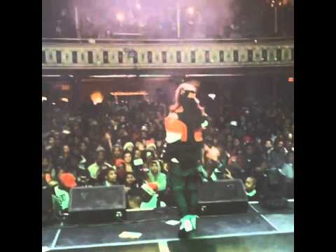 Jacquees at Irving Plaza