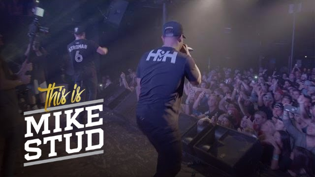 Mike Stud at Irving Plaza