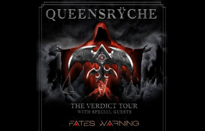 Queensryche & Fates Warning at Irving Plaza