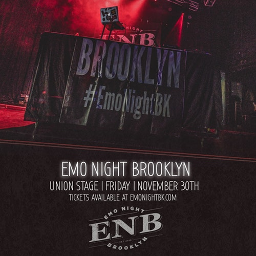 Emo Night Brooklyn at Irving Plaza