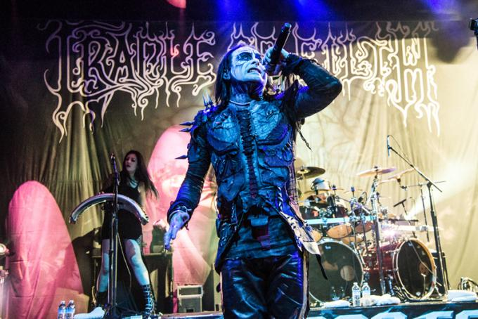 Cradle of Filth at Irving Plaza