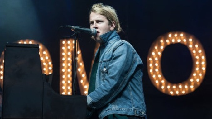 Tom Odell at Irving Plaza