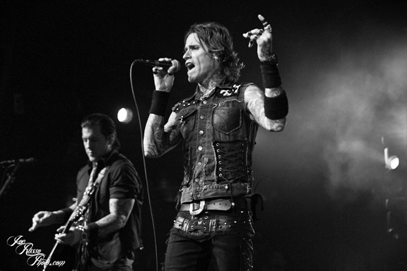 Buckcherry at Irving Plaza