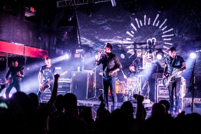 Anberlin at Irving Plaza