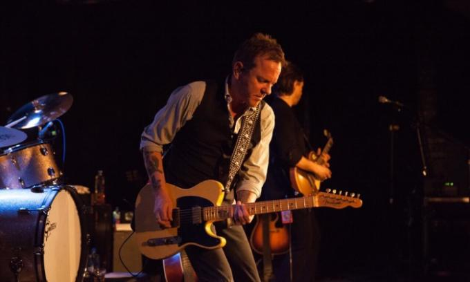 Kiefer Sutherland at Irving Plaza