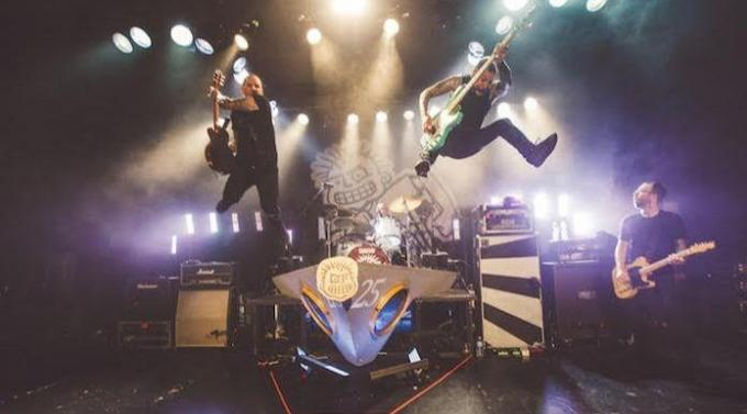 MxPx at Irving Plaza