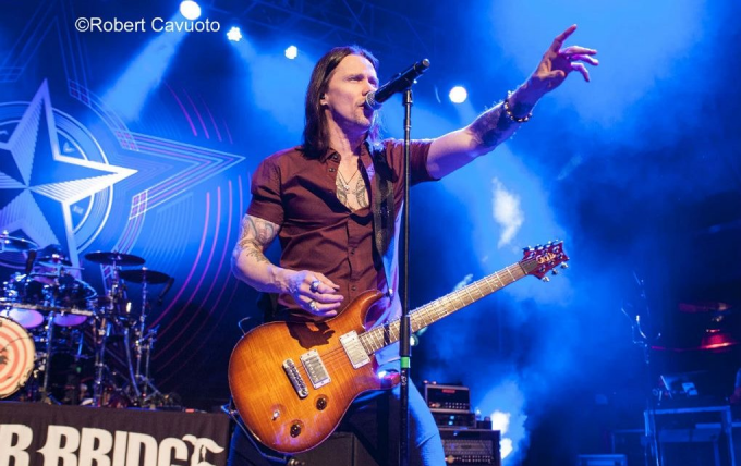 Myles Kennedy at Irving Plaza