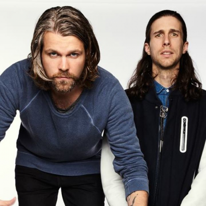3OH!3 at Irving Plaza